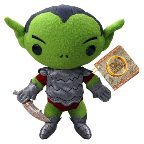 Funko Lord of the Rings Orc Plushies - 1