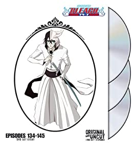 Bleach: Uncut - Set 8