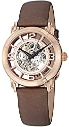 Stuhrling Original Women's 156.124T14 Winchester Automatic Skeleton Rose Watch