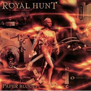 ROYAL HUNT -  Paper Blood