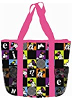 Disney Womens Black Pop Minnie Mouse Shoulder Bag