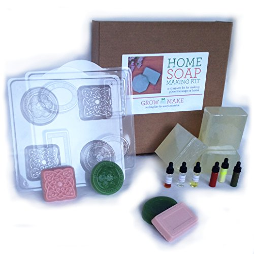 Organic Glycerin Soap Making Kit