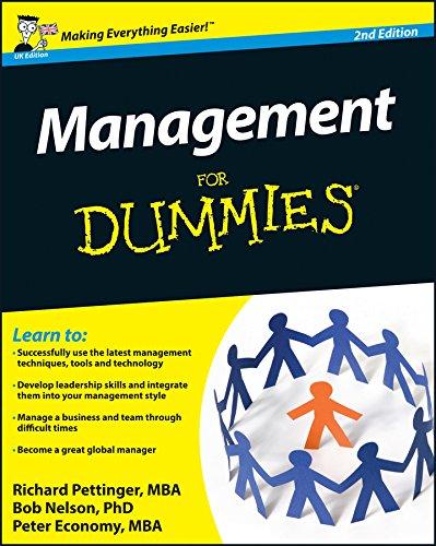 Management For Dummies (Service Management Dummies compare prices)