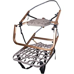 LONE WOLF FLIP TOP COMBO CLIMBING ALUMINUM TREESTAND by Lone Wolf