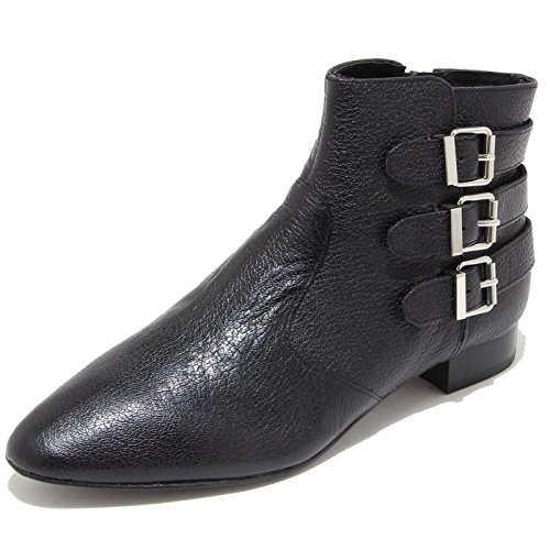 9385I LIU JO stivaletto donna boots shoes women neo black [36]