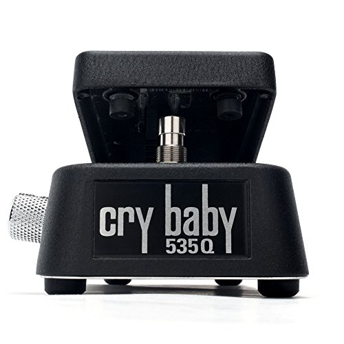 Dunlop 535q Multi Wah Crybaby Pedal Shopswell