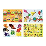 Melissa & Doug Beginning Skills 48 pc Floor