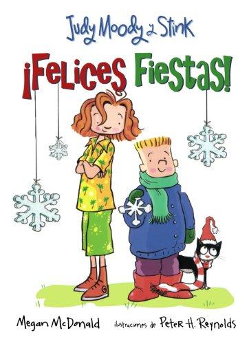 Felices Fiestas (Judy Moody (Spanish))