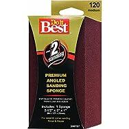 Ali Ind. 306797 Do it Best Angled Sanding Sponge-120 STEP 2 ANGLED SPONGE