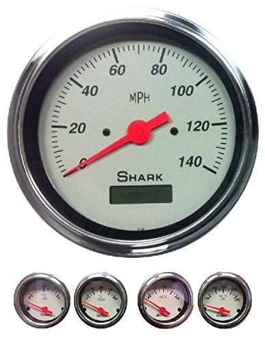 Auto Meter 7081 Dual A-Pillar Gauge Kit
