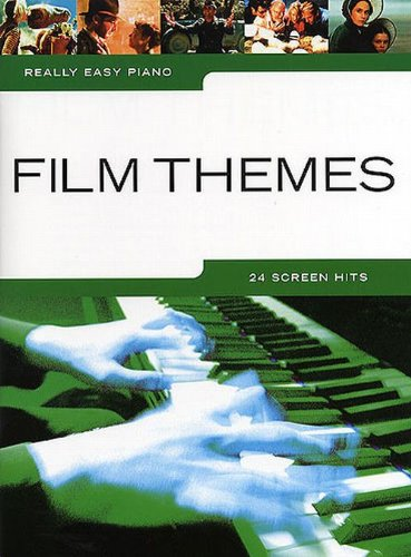 Really Easy Piano: Film Themes