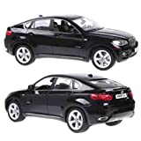 BMW X6 Drive X50i Imitate racing 1:14 Scale Remote Control Car (Black)