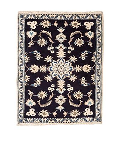 RugSense Alfombra Persian Nain Azul/Marfil 140 x 87 cm