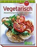 Vegetarisch (Minikochbuch): Abwechslungsreich, frisch und lecker (Minikochbuch Relaunch)