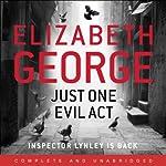 Just One Evil Act | Elizabeth George