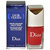 Dior Vernis 753 Mayan Red Haute Couleur Extreme Wear Nail Lacquer 10ml