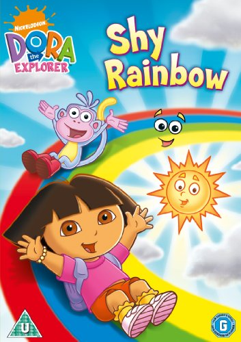 Dora The Explorer - Shy Rainbow [DVD] [2007]
