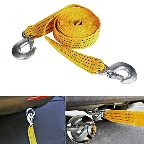Auto Hub 4 mtr Towing Cable by AS Traders