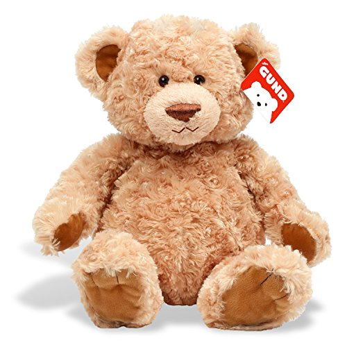 Limited-Edition-Gund-Maxie-Tan-19-Teddy-Bear-Plush