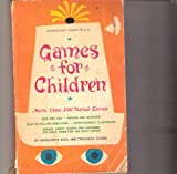 img - for Games for Children book / textbook / text book