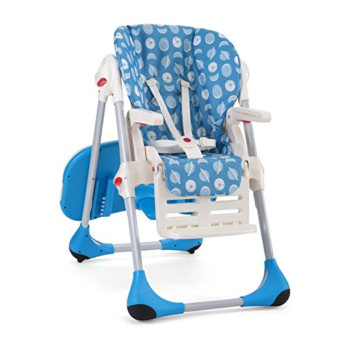 Chicco 00079065770000 Hochstuhl Polly 2-in-1 Moon