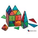 Magna-Tiles� Clear Colors 100 Piece Set ~ Valtech Co.