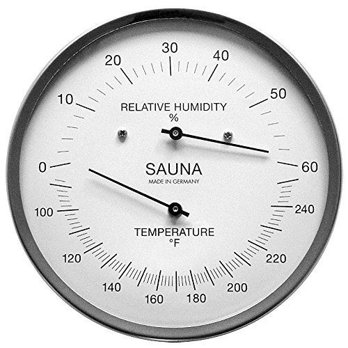 fischer-sauna-thermometer-fahrenheit-hygrometer-51-inches-194-01f-made-in-germany
