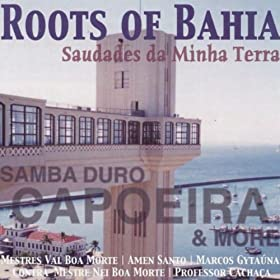 Amazon.com: Gangazumba (feat. Mestre Amen Santo): Mestre Val Boa ...