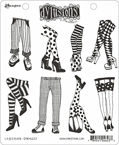 dyan-reaveleys-dylusions-cling-stamp-collections-85x7-legs-eleven
