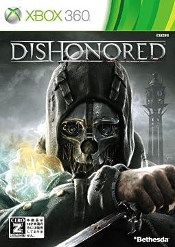 【Amazon.co.jp限定】Dishonored【CEROレーティング「Z」】 特典 DLCアイテムパック「アクロバティック キラー」付き+「アーケイン アサシン」、「シャドウ ラット」、「バックストリート ブッチャー」3種類の中からランダムで1つ付き