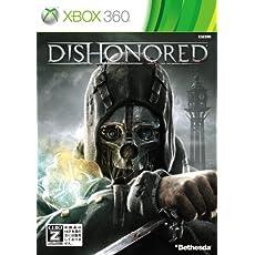 【Amazon.co.jp限定】Dishonored【CEROレーティング「Z」】 特典 DLCアイテムパック「アクロバティック キラー」付き+「アーケイン アサシン」、「シャドウ ラット」、「バックストリート ブッチャー」3種類の中からランダムで1つ