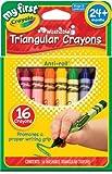 Crayola My First Crayola Triangular Crayons 16ct