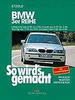 Reparaturanleitung BMW 3er Reihe 4/98 bi...