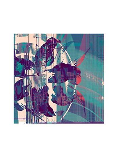 Iplex Design Lienzo Orchidea Selvaggia Multicolor