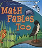 img - for Math Fables Too: Making Science Count book / textbook / text book