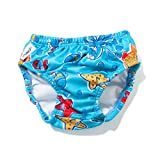 Finis Swim Diaper Blue Octopus (3T 36 months 15-19 kg)