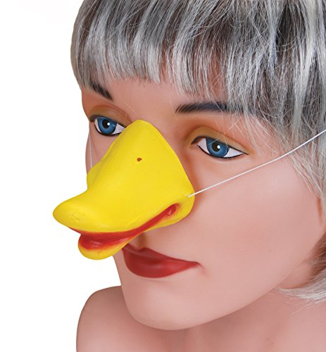 Duck Bill Mask Animal Kingdom Snout Halloween Costumes - 1