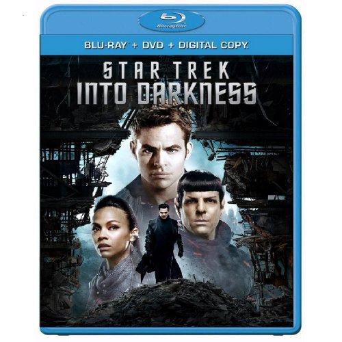 Star Trek Into Darkness (Blu-ray + DVD + Digital HD) by Paramount