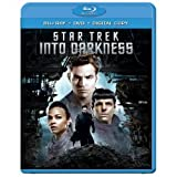 Star Trek Into Darkness (Blu-ray +