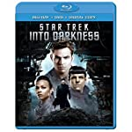 [US] Star Trek Into Darkness (2013) [Blu-ray + DVD + UltraViolet]