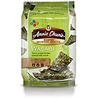 12-Pk. Annie Chuns Roasted Seaweed Snacks