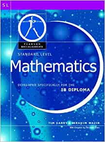 Higher level mathematics for the ib diploma pearson