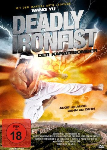 Deadly Ironfist - Der Karatebomber