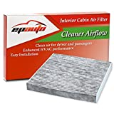 EPAuto CP134 (CF10134) Honda & Acura Premium Cabin Air Filter includes Activated Carbon