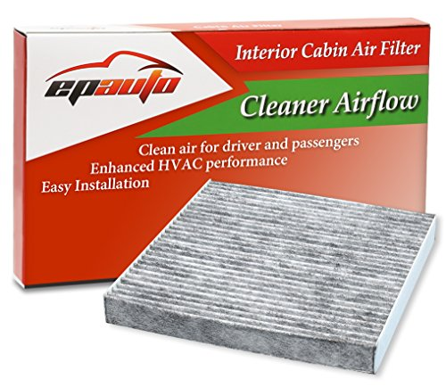 EPAuto CP134 (CF10134) Honda & Acura Premium Cabin Air Filter includes Activated Carbon (Honda Accord 2009 Cabin compare prices)