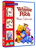 The Winnie the Pooh Movie Collection (Winnie the Pooh Movie/ Heffalump Movie/ Tigger Movie) [DVD]
