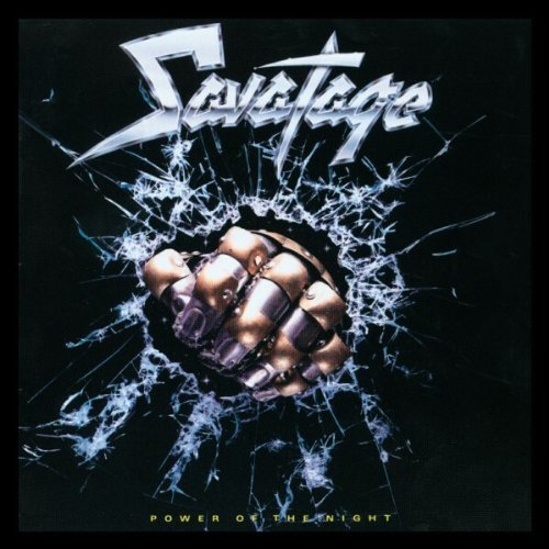 Power Of The Night by Savatage (2002-02-14)