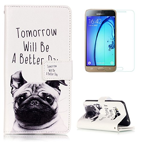 casehome-samsung-galaxy-j3-2016-j310-j3-2015-case-with-free-screen-protectorpremium-pu-leather-walle