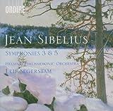 シベリウス:交響曲第3番/第5番