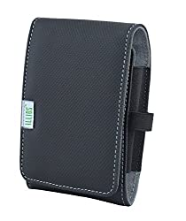 "illiosâ""¢ External Hard Disk Wallet/Holder/Carrying Case/Bag/Case/Enclosure/Cover/Pouch for 2.5"